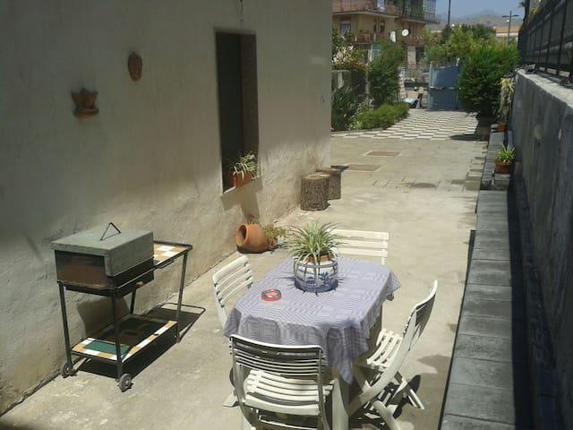 ColdRiver - Fiumefreddo Sicilia - Haus