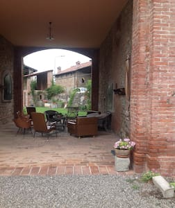 Casa Colonica  In Valtrebbia - Rivergaro - Appartement