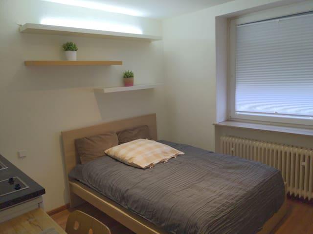 Apartment in Dortmund-Mitte für 1-2 inkl. WiFi