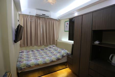 WanChai 2min MTR Washer WIFI #JB - Hong Kong - Apartment