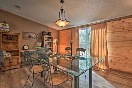 Peaceful Silver Springs Property - Pets Welcome!