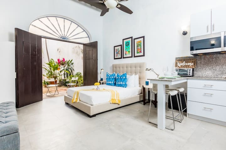 Alegría Studio | Colorful Studio in beautiful Old San Juan