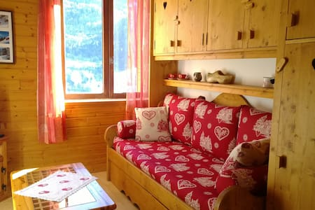 Sunny apartment, close via ferrata