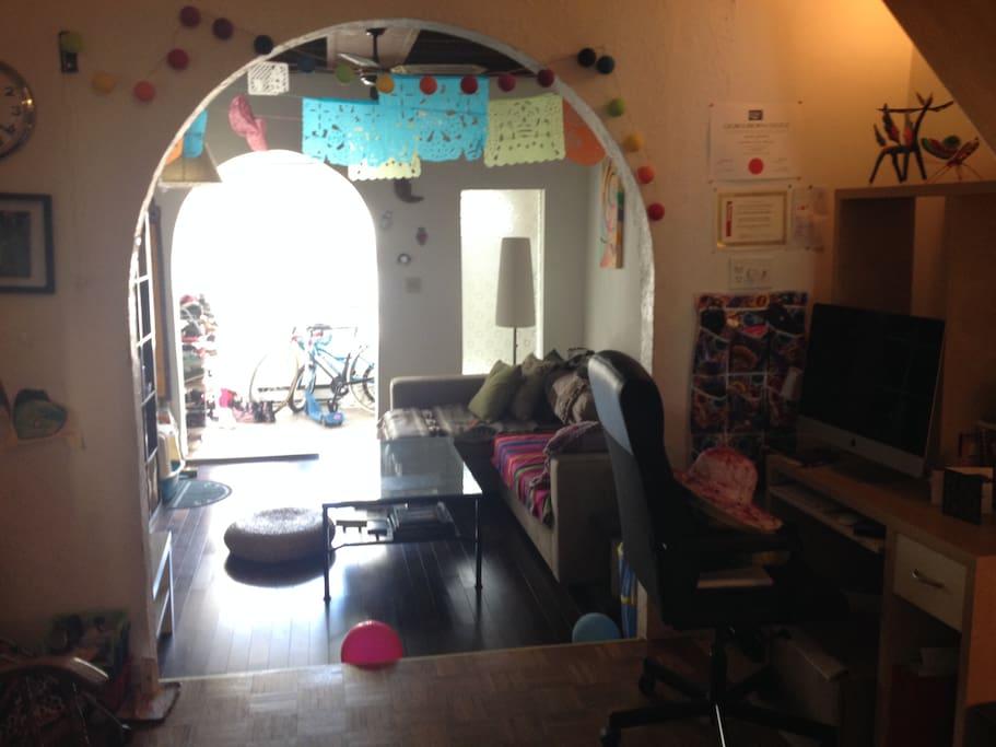 Big open living space