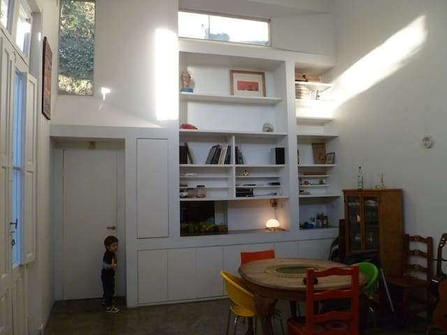 Great design home in Boedo - Buenos Aires - Huis