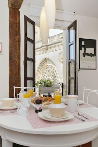 Mirador de Santiago - Bilbao - Apartment