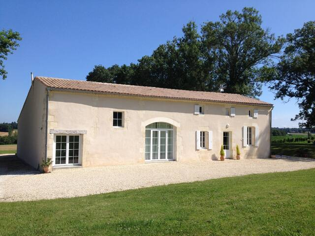 maison charentaise - Rouffignac - Ev