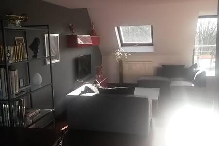 Lumineux duplex à Bruxelles - Jette - 公寓
