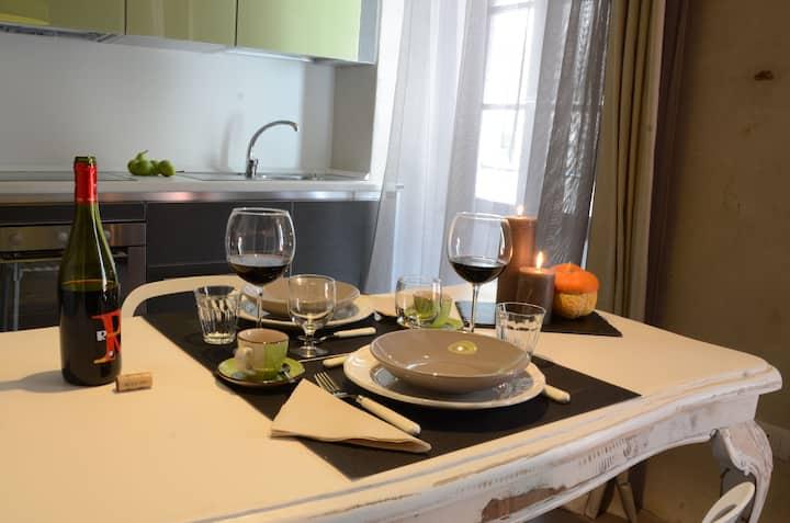 Mezzobaiocco – Sanpietrino apartment