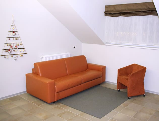 One bedroom apartment Loti for five persons