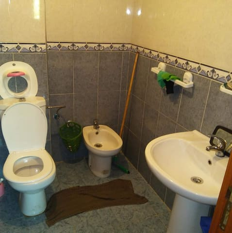 Welcome to my apartement in tanger