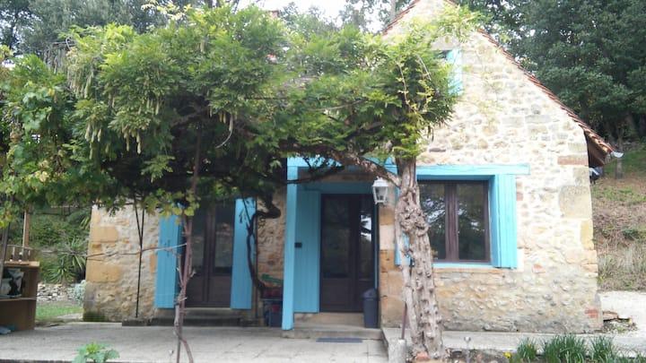 La maison de mon rêve d'enfant : Le Saulou