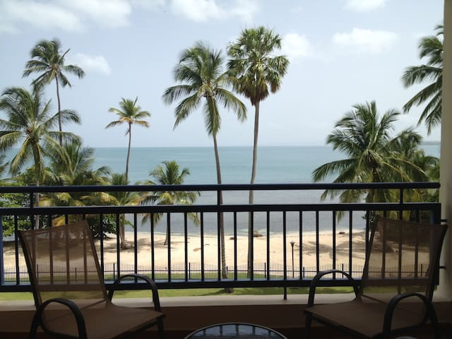 Unique Beachfront Penthouse - 카보 로호(Cabo Rojo)
