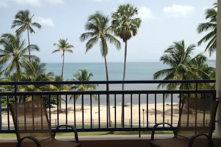 Unique Beachfront Penthouse - Cabo Rojo - Flat