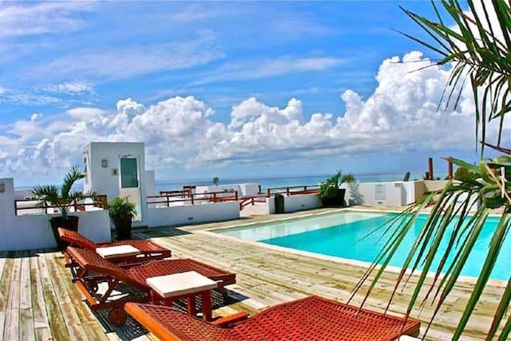 An amazing 2 bedroom condo - Playa del Carmen - Appartement