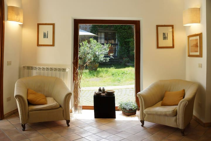 Apartment - 30 km from the beach - Barbarano Romano - Apartamento