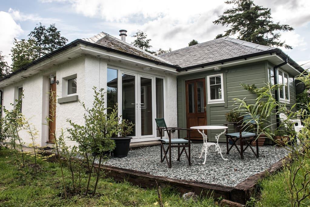 Dalveen Garden Cottage Cottages For Rent In Kippen
