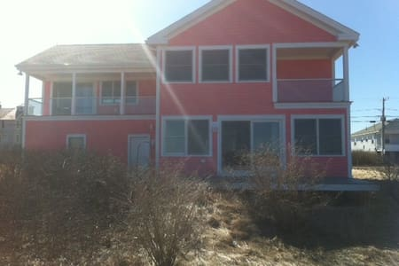 Oceanfront Home on Private Beach - Biddeford - Haus