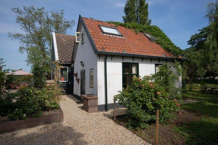 Private house for 4 persons, 5 minutes from Gouda