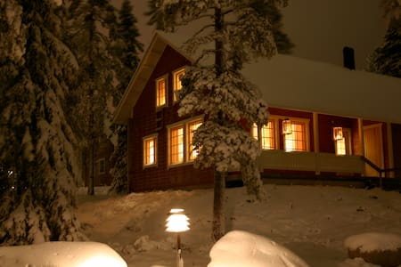 Luxurious cabin with sauna - Rovaniemi - Cabin