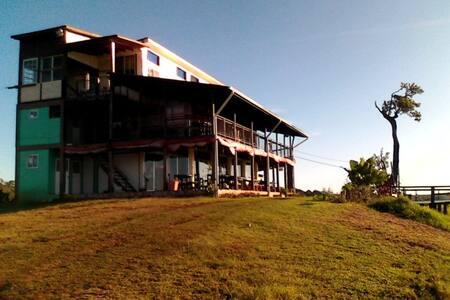 HOSTAL FRENTRE A BRASIL ENTRE IGUAZU Y MOCONA