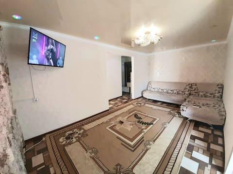 2-х комнатная в центре г. Жезказган ул. Гагарина