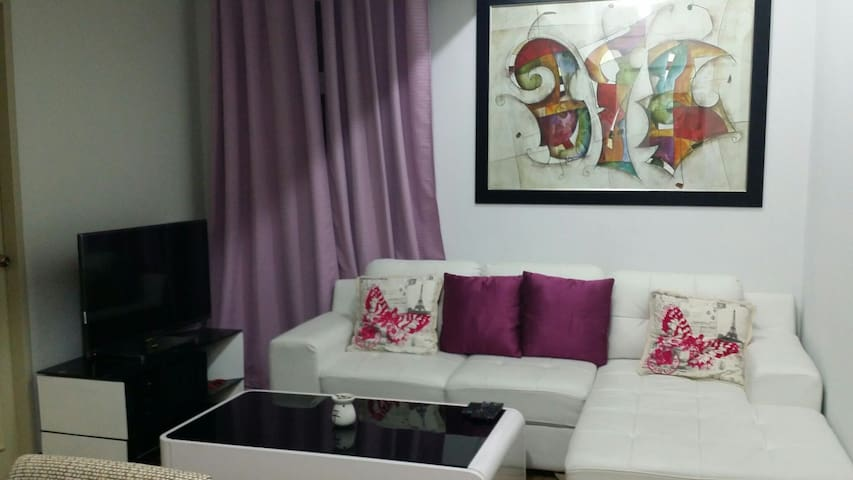 Cozy 2 bedroom unit flat, - Cainta - Appartement