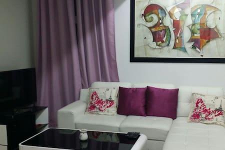Cozy 2 bedroom unit flat, - Cainta - Apartemen