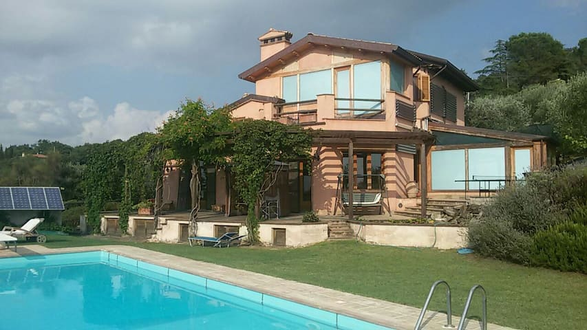 Casa dei 5 Sensi -  Trasimeno view - San Feliciano - Leilighet