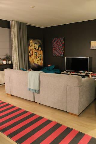 Cozy 2 bedroom apartment - Rovaniemi - Apartment