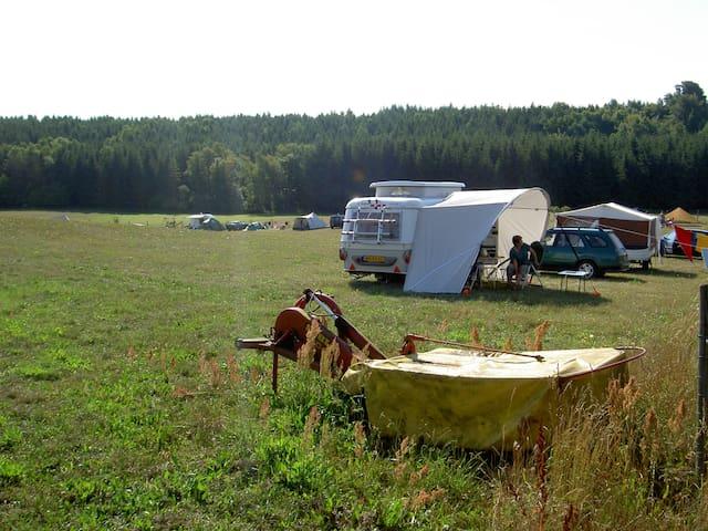 Ekogårdens ställ- och lägerplats - gärsnäs - Other