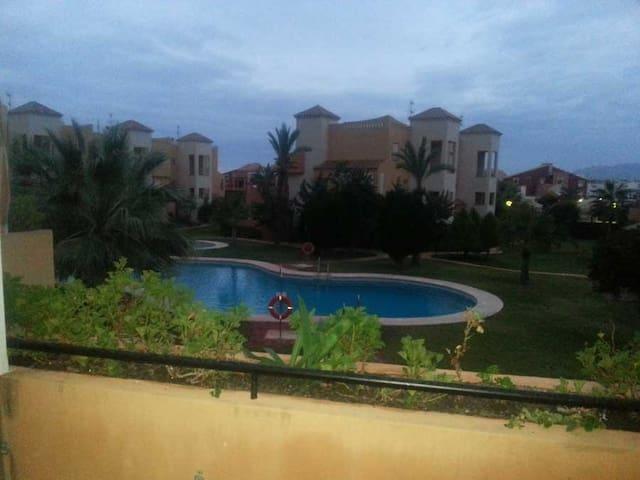Apartamento Naturista en Vera-Playa - Vera
