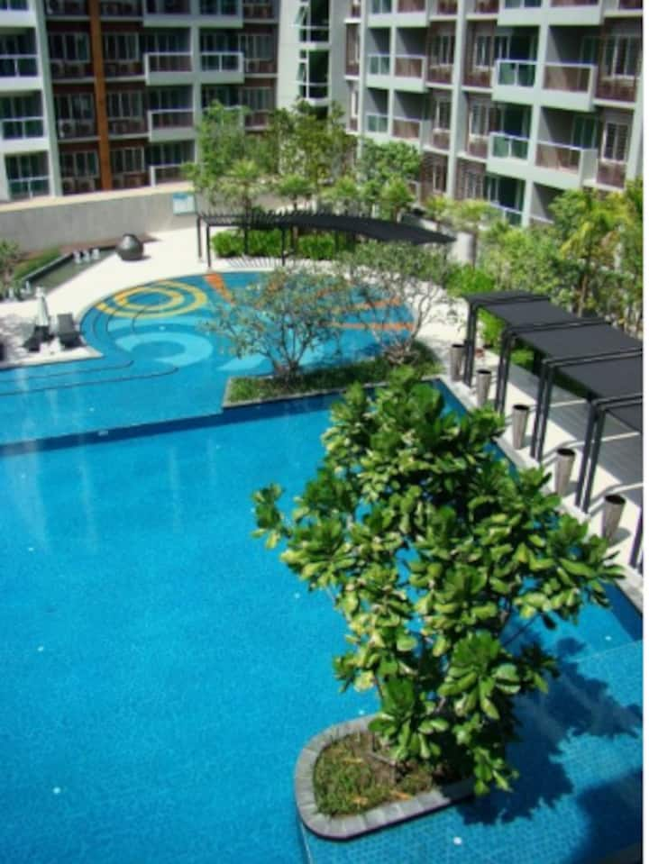 The Seacraze 1B room 16000THB/month