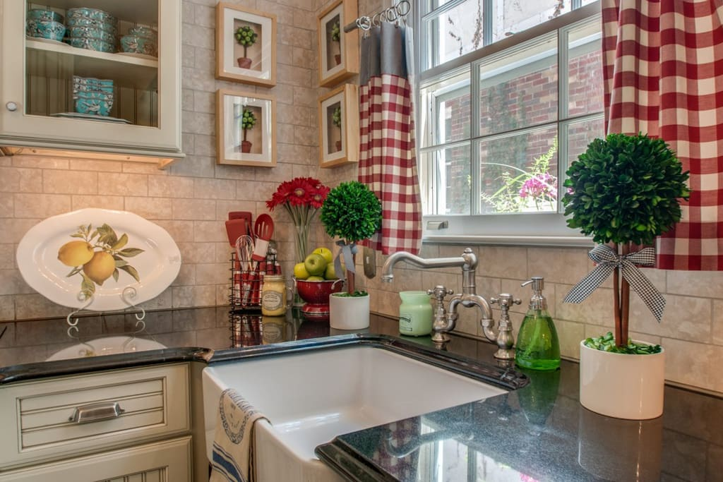Professionally decorated throughout w/ high end application.