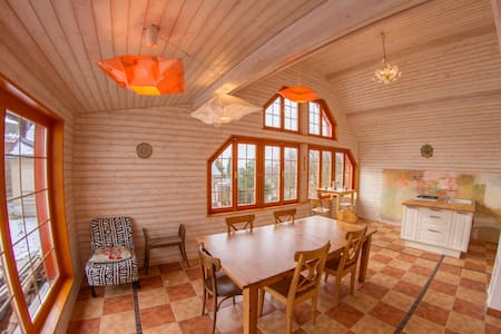 *BIG Family Cottage, Ski, Mountains - Vysoké nad Jizerou - Hus