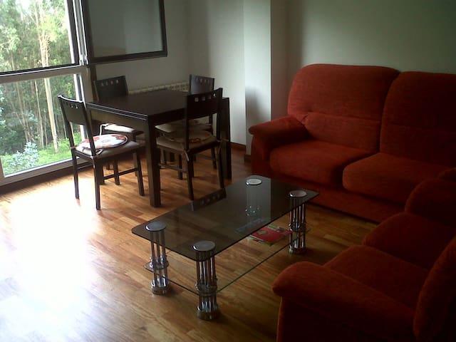 Bonito piso Santiago - Teo - Wohnung