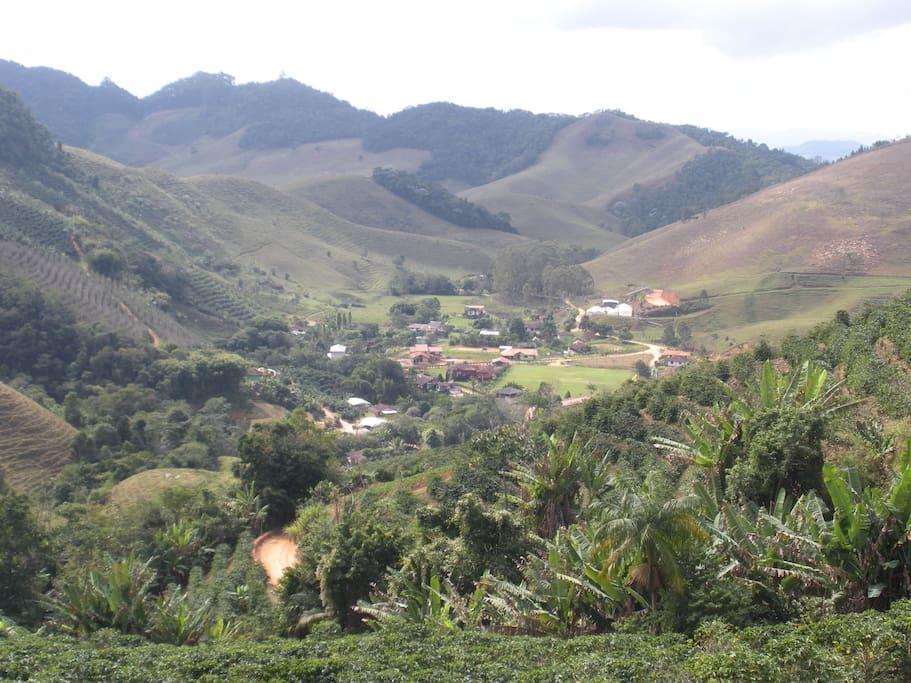 São Roque de Maravilha valley.
