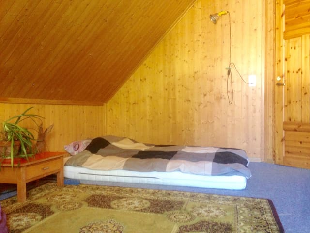 Room in house with garden, 15' outside Bern