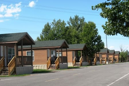 Home away from home camping lodge - Springville - Cottage