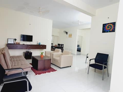 Luxury 3bhk Flat @ prime location Mysore