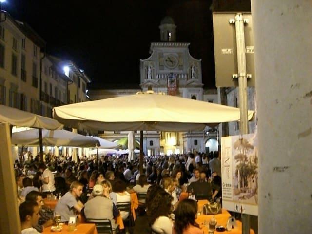 piazza Duomo a Crema (CR) ITaly