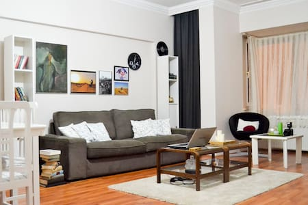 Cosy flat near the airport(SAW) - Istanbul