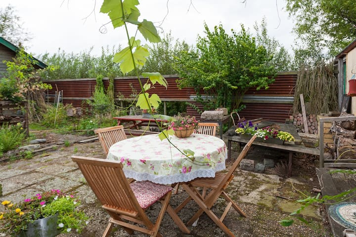 Bed and Breakfast Groen en Blauw - Roelofarendsveen - Penzion (B&B)