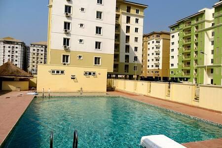 4 BDRMS PENTHOUSE FLATS @SAFE COURT - Lekki - 公寓