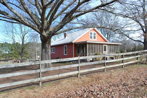 Quiet Home on Horseshoe Farm