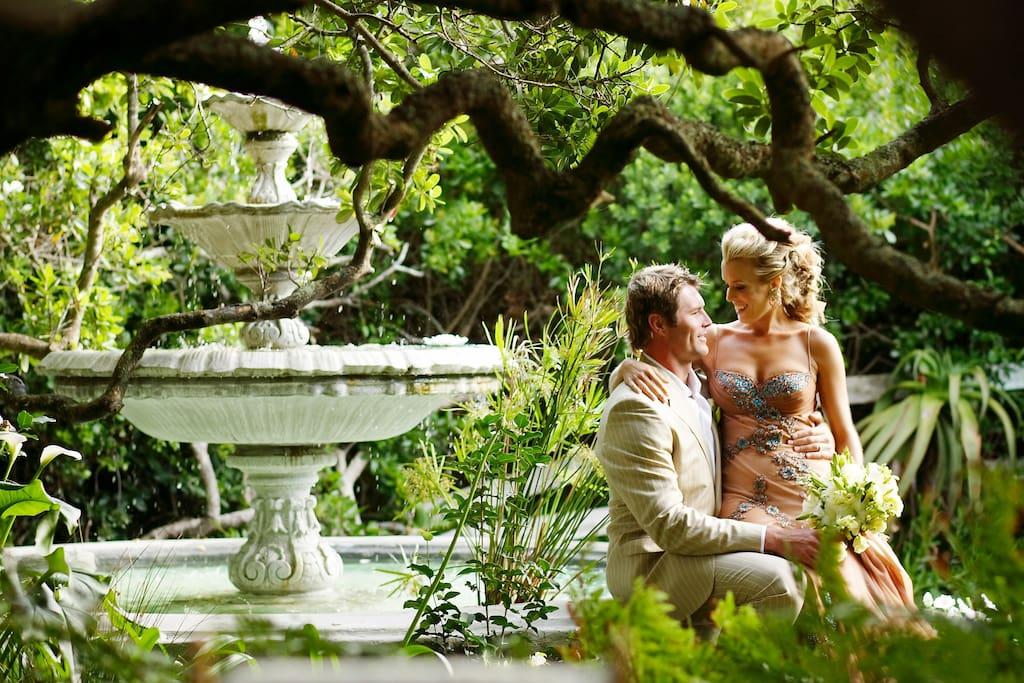 Honeymooners paradise!