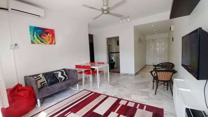ILHAM Homestay Apartment 3R2B, Shah Alam