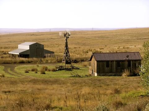 The Granary Fishing Cabin