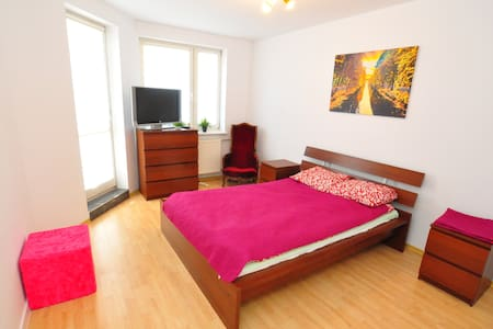 Villa Kabbalah 2 - room close to the airport - Gdańsk