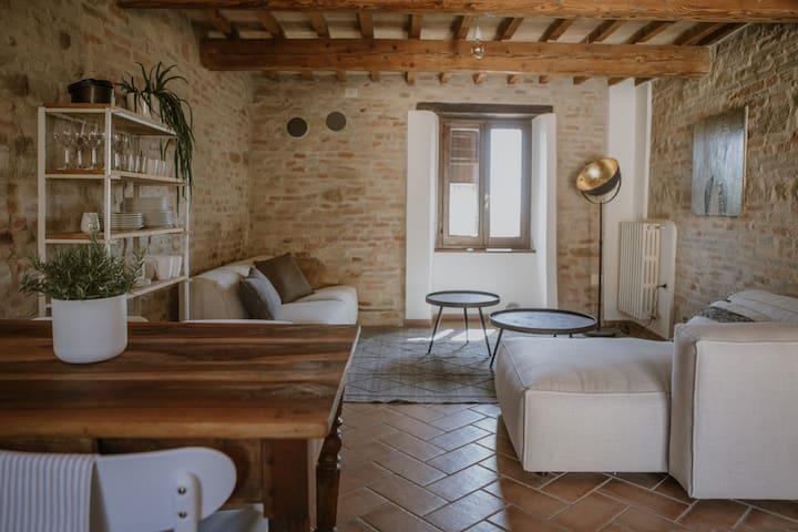 La casa in piazzetta